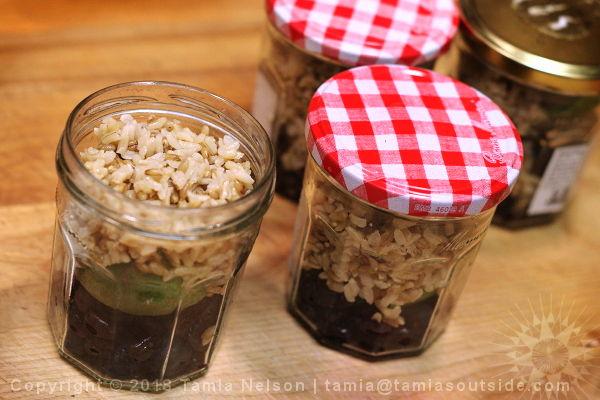 Breakfast in a Jar Production Line - (c) Tamia Nelson - Verloren Hoop - Tamiasoutside.com