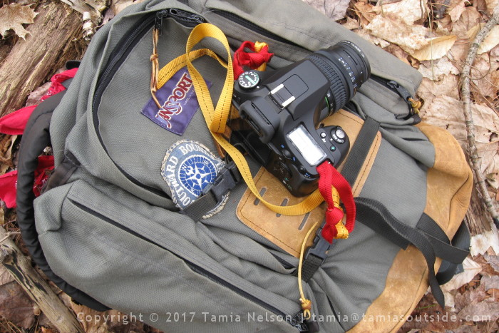 Kitted Up for a Photo Safari - (c) Tamia Nelson Image on Tamiasoutside.com - Verloren Hoop Productions