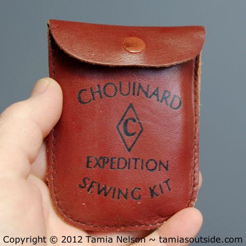 Chouinard Expedition Sewing Kit