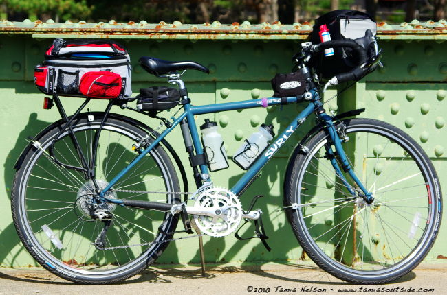 For Years I Wanted A A Surly Long Haul Trucker, And Finally, In April, I  Bought One. The 42 Cm LHT, Painted U201cutility Blue,u201d Was A Terrific Fit Right  Out Of ...