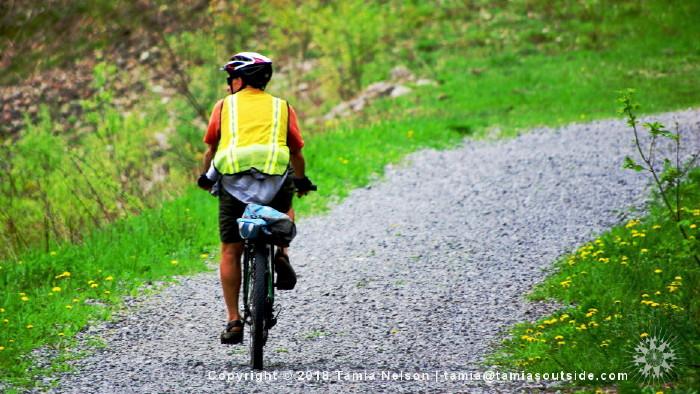 This is How to Bicycle Through Hunting Season - (c) Tamia Nelson - Verloren Hoop - Tamiasoutside.com
