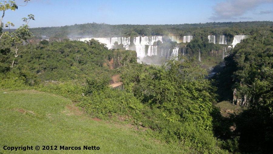 Netto Iguassu Falls