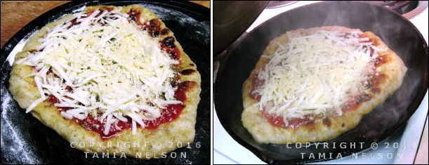 Personal Pan Pizza