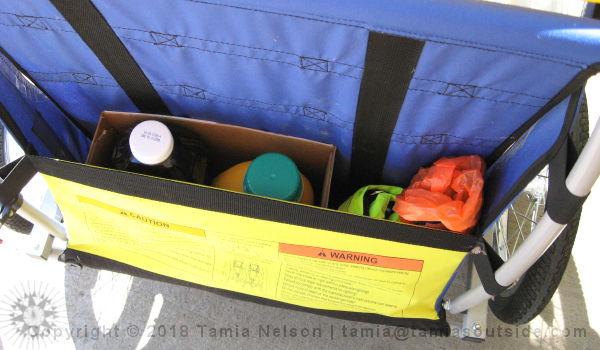Kiddie Trailer Trunk - (c) Tamia Nelson - Verloren Hoop - Tamiasoutside.com