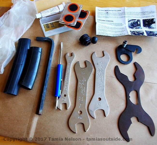 Petra's Tools Photo (c) Tamia Nelson